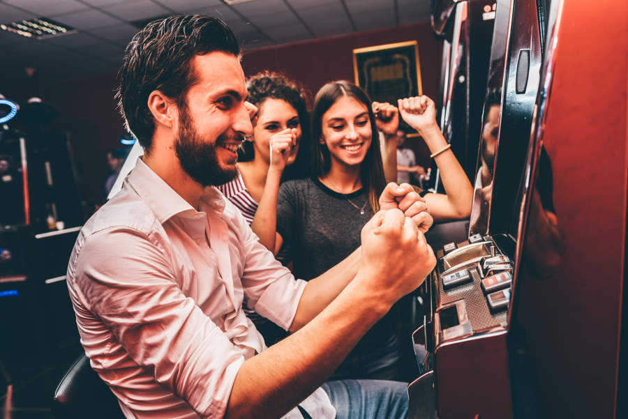 5 artige spilleautomater