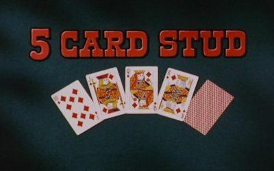 5-kort Stud – (slik spiller man)