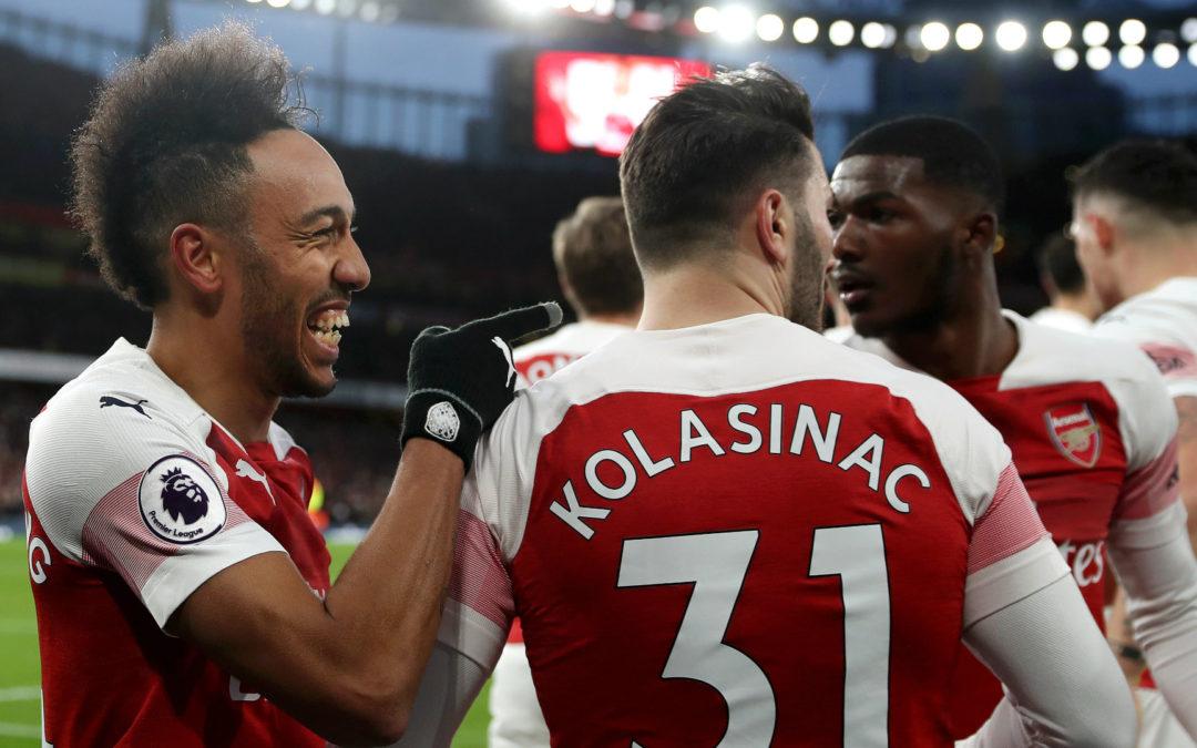 Arsenal – vær der og spill